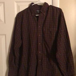 Trader Bay flannel shirt